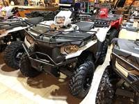 2019 Polaris Industries Sportsman® 450 H.O. Utility Edition - Ghost Gray
