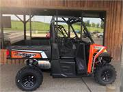 2019 Polaris Ranger 900 XP Orange