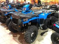 2019 Polaris Industries Sportsman® 570 EPS - Velocity Blue