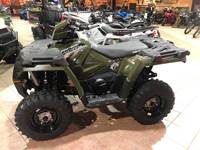 2019 Polaris Industries Sportsman® 450 H.O. - Sage Green