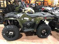 2019 Polaris Industries Sportsman® 570 - Sage Green