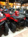 2019 Polaris Industries Sportsman® 450 H.O. EPS - Indy Red
