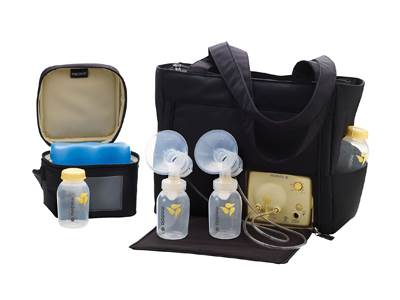 Breast pumping equipment