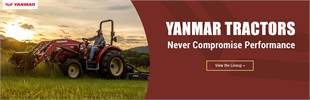 Yanmar Tractors: Click here to view the lineup.