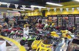 NORD-RIDE MOTORSPORTS SHOWROOM