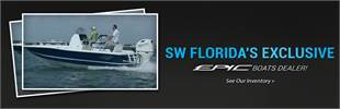 SW Florida's exclusive epic boats dealer. Click now to see our inventory!