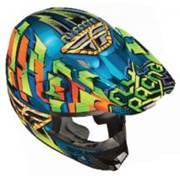 Fly Racing Kinetic Dash Helmet
