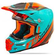 Fly Racing F2Carbon Fastback Helmet