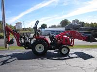 2019 Branson 3515R TRACTOR - LOADER - BACKHOE PACKAGE