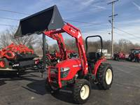 2019 Branson 3725H WITH BUCKET & PALLET FORKS.