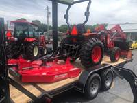 2019 Branson 3015R PACKAGE WITH LOADER, CUTTER, SCRAPER & TRAILER!