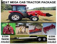2019 Branson MEGA CAB TRACTOR PACKAGE DEAL!