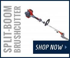 Split-Boom Brushcutter