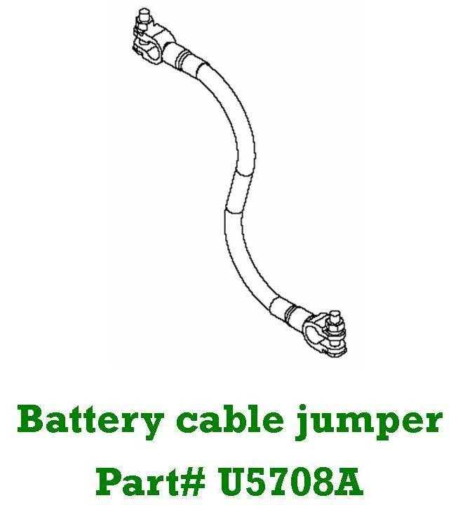 U5708A battery cable jumper-1