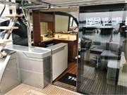 Galley Opens to Aft Deck
