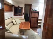 Open Lounge to Galley