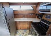 53 Hatteras 1975-Galley 2