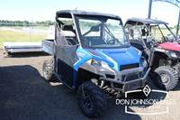 2018 Polaris Industries RANGER XP® 900 EPS - Radar Blue