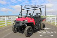 2019 Polaris Industries RANGER® 570 Full-Size - Solar Red