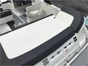13585 2019 Bayliner VR5 cockpit rear sunpad walk t
