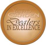 Yard & Garden Magazine Dealers in Excellence Award