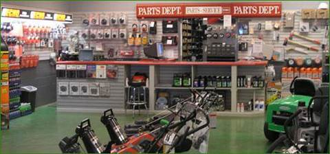 Parts Department