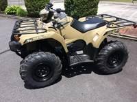2019 Yamaha Kodiak 450 EPS - Fall Beige w/Realtree Edge