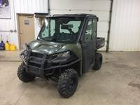 2017 Polaris Industries RANGER XP 900 EPS Sage Green