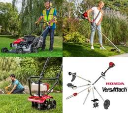 Button Honda Lawn and Garden Care