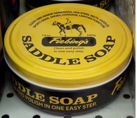saddlesoap