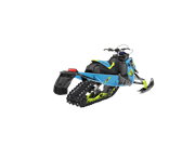 2019  polaris indy xc 600 ski blue lime 1.25