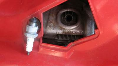 Snowblower Spark Plug