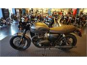 2018 Triumph Bonneville T-120 Black in Matte Graph