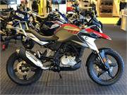 2018 BMW G310GS in Racing Red (1)