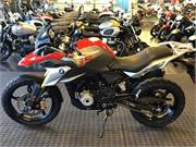 2018 BMW G310GS in Racing Red (2)