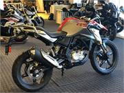 2018 BMW G310GS in Racing Red (3)