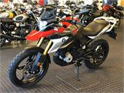 2018 BMW G310GS in Racing Red (4)