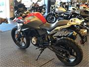 2018 BMW G310GS in Racing Red (5)