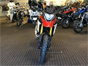 2018 BMW G310GS in Racing Red (6)