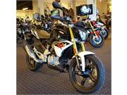 2018 BMW G310R in Cosmic Black (3)