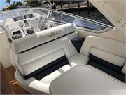 2005 Fountain 48 Aft Seating