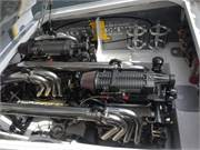 Cigarette 39 Top Gun_Engine Compartment (2)
