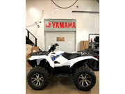 2019 Yamaha Grizzly 700EPS White - 1