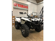 2019 Yamaha Grizzly 700EPS White - 2