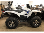 2019 Yamaha Grizzly 700EPS White - 3