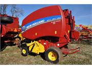 New Holland Roll Belt 450 Round Baler (1)
