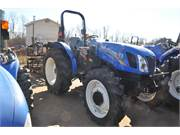 New Holland Workmaster 70 Utility Tractor (1)