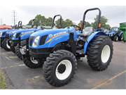 2017 New Holland Workmaster 70 Utility Tractor (1)