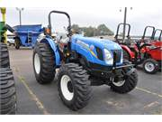 2017 New Holland Workmaster 70 Utility Tractor (3)