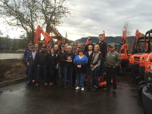 Local Issaquah Honda Kubota Recognized with Kubota Elite Award of Excellence